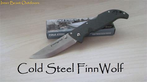 finn wolf cold steel finn wolf