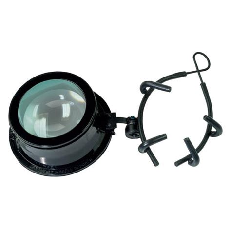 ary clip on loupe right eye
