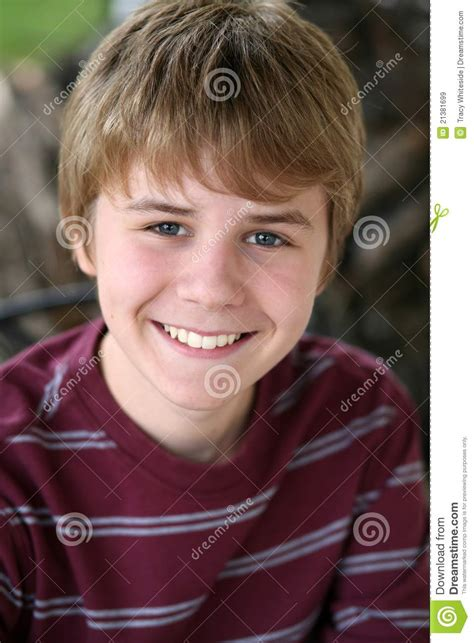 preteen bys cute preteen boy smiling royalty free stock images image