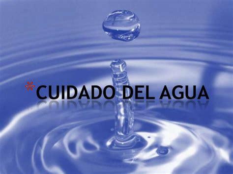 imagenes reflexivas sobre el agua cuidado del agua