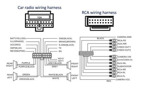 2006 Honda Odyssey Radio Wiring Diagram