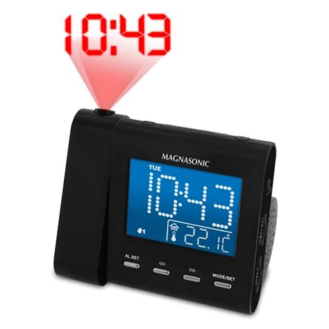 best projection alarm clock great for kids