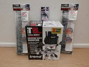 trend te teb plunge router letter