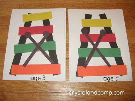 project x craft x is for xylophone a letter of the week preschool craft