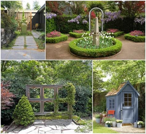 Garden Focal Point Ideas Interesting Ways To Create A Garden Focal Point