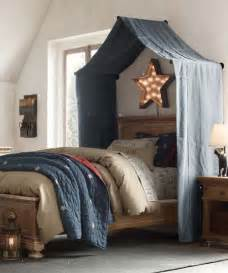 Boys Bed Canopy 20 Cozy And Tender Kid S Rooms With Canopies Messagenote
