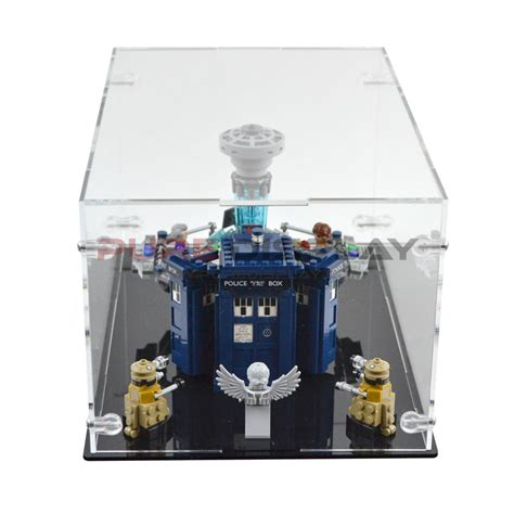 lego 21304 doctor who tardis display