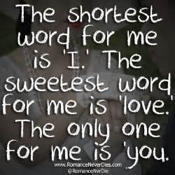 Your the only one for me quotes quotesgram