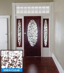 Glass Front Door Coverings How To Cover Windows In Front Doors Decorative Window