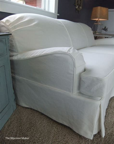 white denim slipcovers 9 best images about peggy s white denim slipcover on