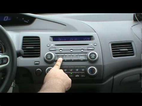 2010 Honda Civic Mpg by Sirius In A 2010 Honda Civic Mpg
