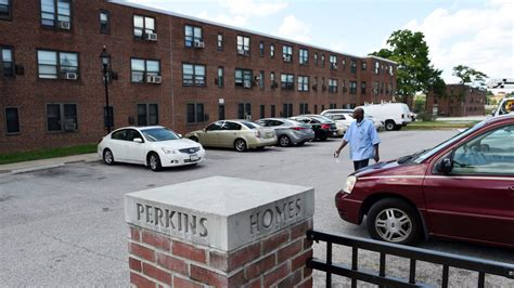 housing authority of baltimore city housing authority of baltimore city considers options for financing perkins homes