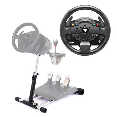 volante pc feedback thrustmaster tmx feedback th8 add on shifter