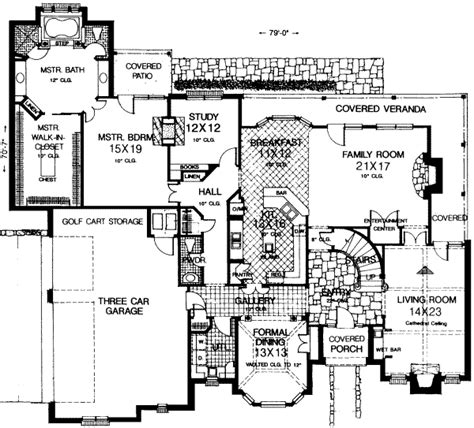 country style floor plans english country style house plans 4000 square foot home