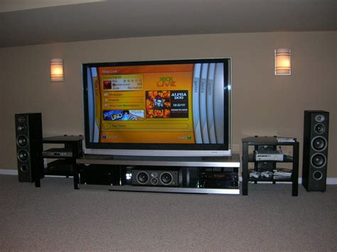bedroom entertainment setup big plasma in home theater room home design and home interior photo on hometrendesign