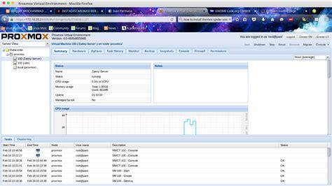 cara membuat vps di proxmox tutorial make backup data konfigurasi pada debian server