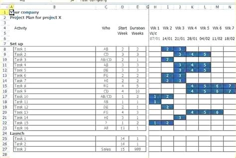 project activity plan template project planner template excel get planning templates in
