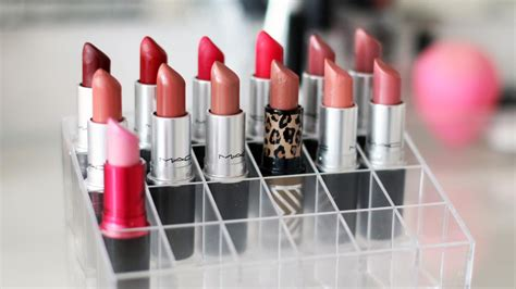 The Vanity Diary My Mac Lipstick Collection Updated Lily Like