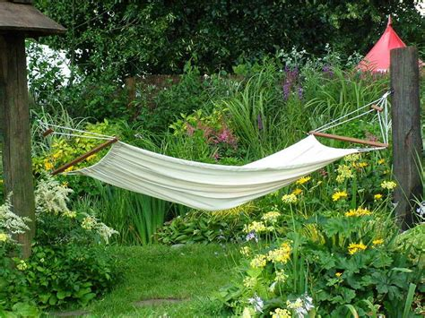 gardening amp landscaping the amazing backyard hammock