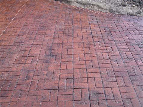 brick red basket weave driveway bolton driveway ideas pinterest driveways bricks and