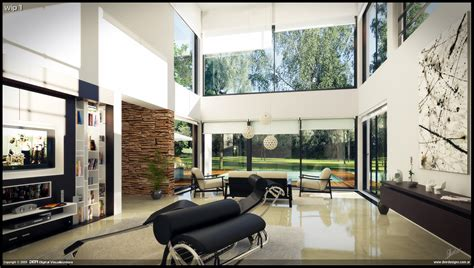 contemporary homes interior designs modern house interior wip 1 by diegoreales on deviantart
