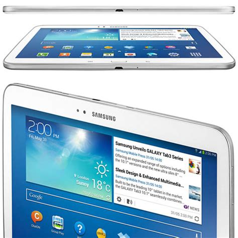 Second Samsung Tab 3 P5200 samsung galaxy tab 3 p5200 10 quot 4g 16gb blanco gt tablets