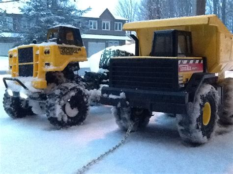 me pictures of trucks axial scx10 tonka truck towing in by rc experience