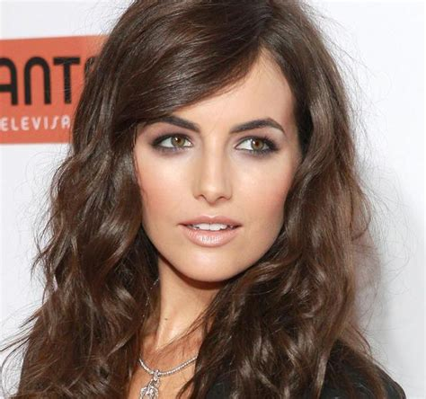 celebrities with bedroom eyes camilla belle hair color hair colar and cut style