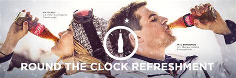 Coca Cola Instant Win Game - coca cola round the clock refreshment instant win game