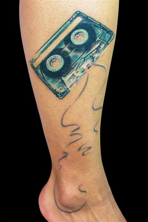 tape tattoo designs 28 designs 8 cassette tattoos