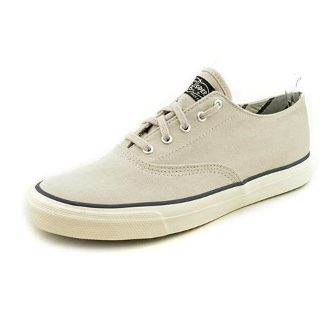 sperry top sider s cvo canvas athletic shoe size