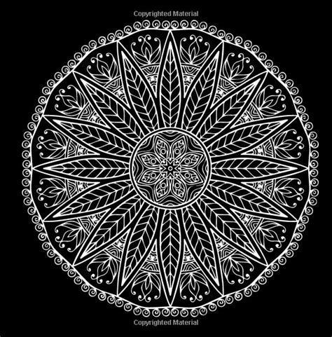 mandalas at midnight a 277 best coloring pages bold images on coloring dover publications and