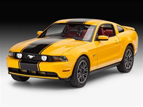 Mustang Auto 2010 by 1 25 Ford Mustang Gt 2010