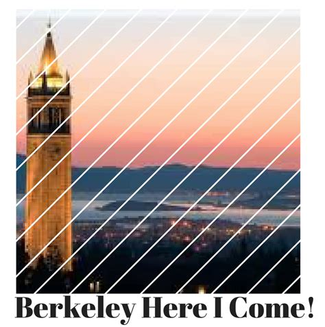Berkeley Mba Admissions Office by Mba Admissions Admit 1 Mba