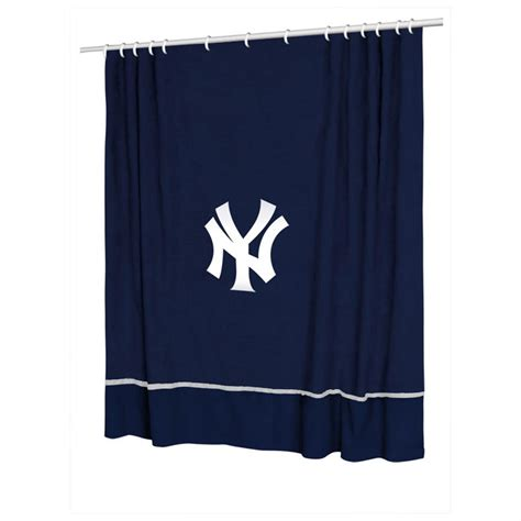 mlb curtains sports coverage 174 mlb team shower curtain 218119 bath at