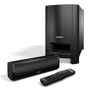 626596 1100 bose cinemate 15 home theater speaker system