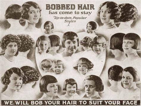 ladies haircutting jn 1920 1920s hairstyles the bobbed hair phenomenon of 1924