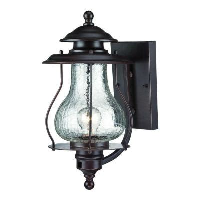 Architectural Outdoor Lighting Fixtures Acclaim Lighting Blue Ridge Collection 1 Light Outdoor Architectural Bronze Wall Mount Light
