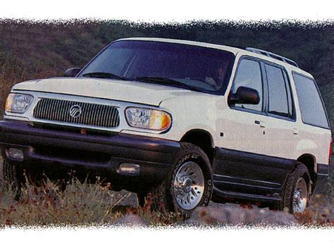 how to work on cars 1998 mercury mountaineer electronic toll collection 1998 mercury mountaineer reviews specs and prices cars com
