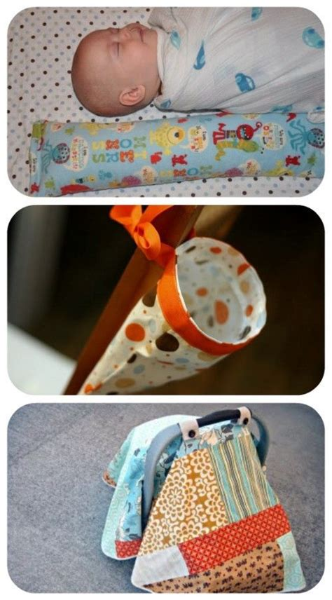 Handmade Baby Things - sewing patterns and shower gifts on