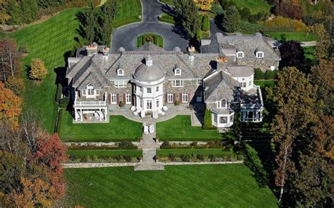 this 17 9 million chappaqua property sits on 86 lakefront palatial stone manor in chappaqua ny on sale for 17 9