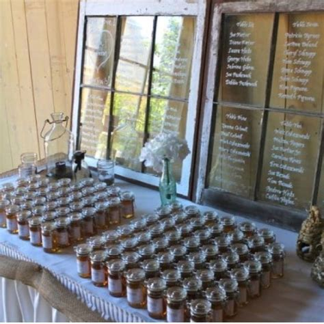 wedding seating chart and favor table display ideas seating chart table numbers place