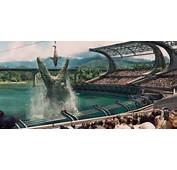 Jurassic World Trailer Images Feature Human Friendly Raptors