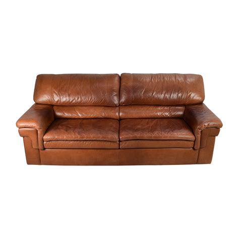 cherry brown leather sofa shop bartolo leather sofa