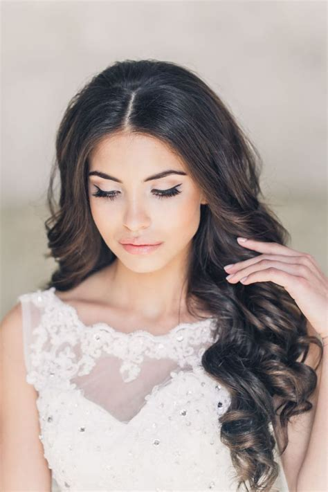 Best 25  Wedding makeup brunette ideas on Pinterest