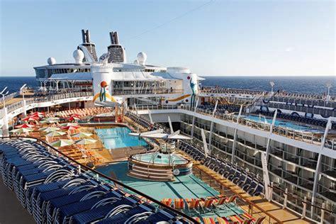 pools allure   seas kreuzfahrtschiff bilder