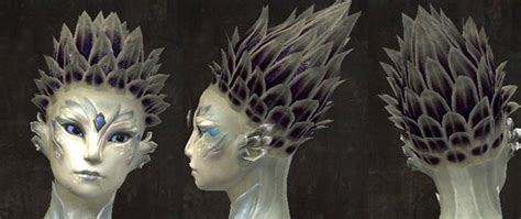 how to get silver hair in gw2 gw2 new hairstyles july 26 update dulfy