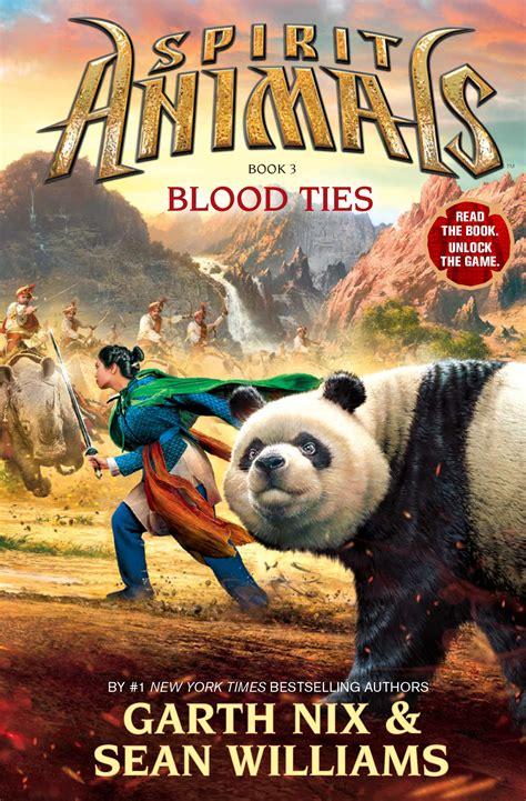 blood ties a grace novel the grace series volume 1 books spirit animals forum