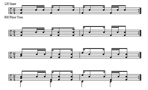 samba drum pattern notation samba drum rhythm bing images