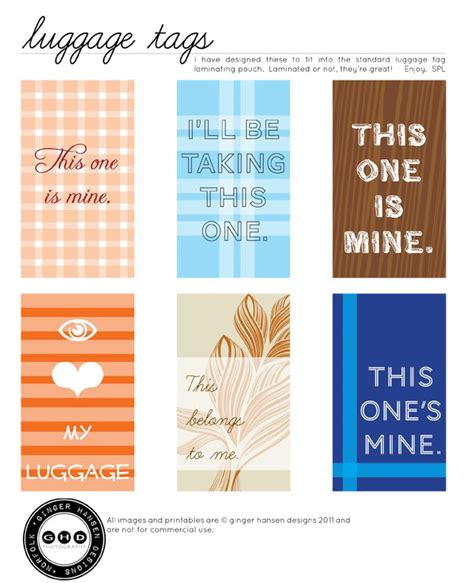 printable luggage tags online 4 best images of free printable luggage tags designs